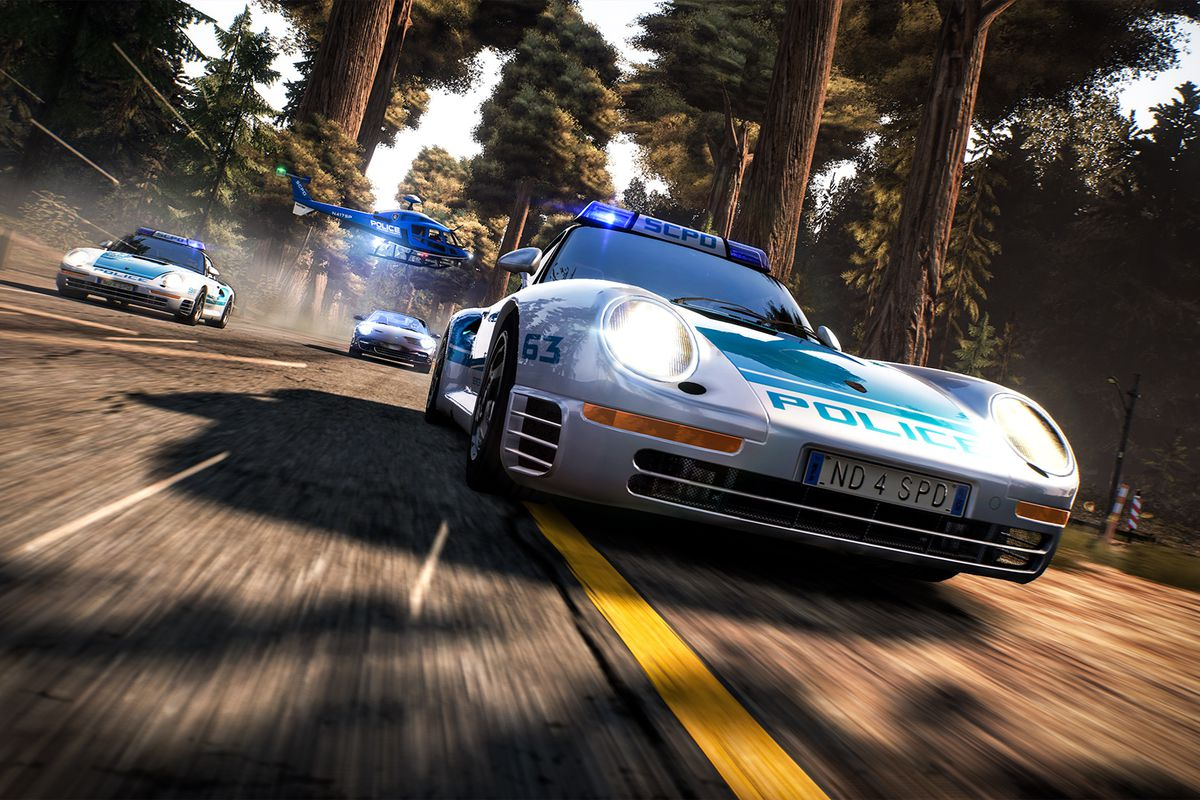 Need for Speed: Hot Pursuit Remastered hits in November with cross-play - Polygon
