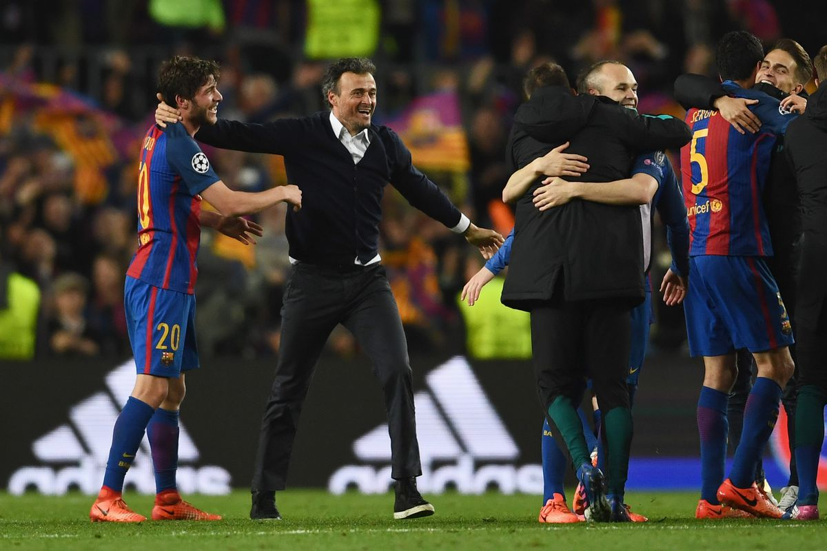 Barcelona vs. PSG: Luis Enrique Made the Right Call ...