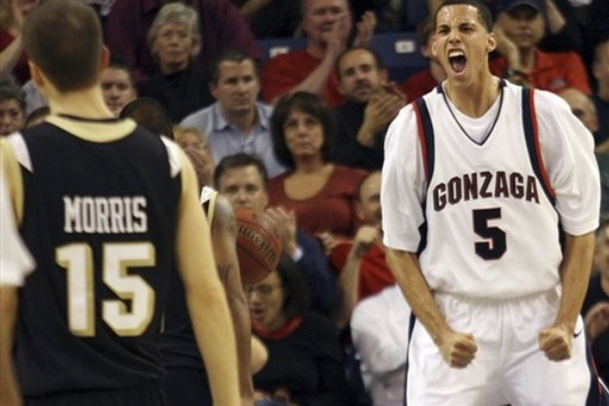 Austin Daye has until 5 PM tomorrow to decide whether or not he will stay in the draft or return to Gonzaga.  What say you?