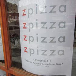 """Z Pizza, coming soon. They swear. [<a href=""""http://evgrieve.com/2013/02/your-east-village-pizza-update.html"""">Photo</a>]"""