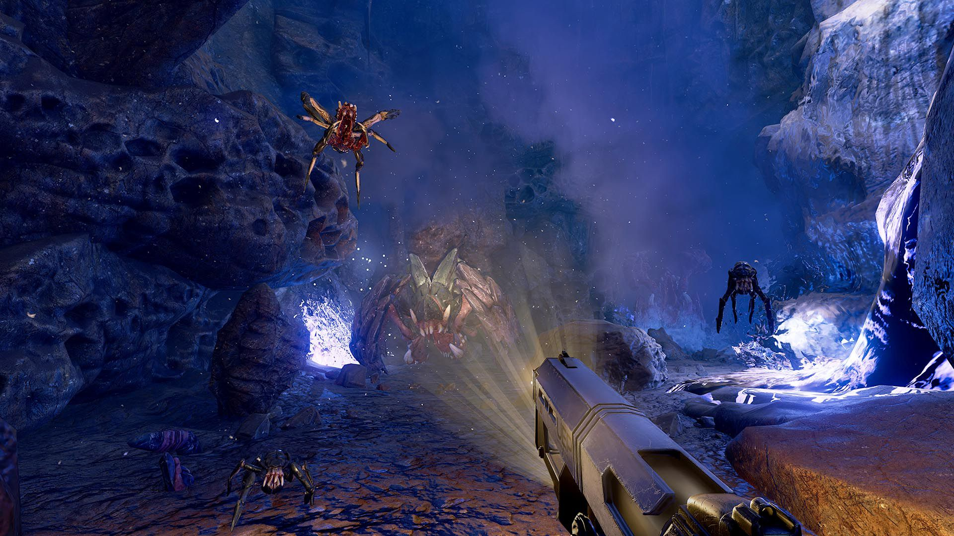 Farpoint is the VR shooter I wanted, but I didn't want the VR sweats   Polygon