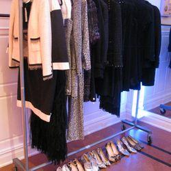 <b>Chanel</b> rack one, plenty of LBDs