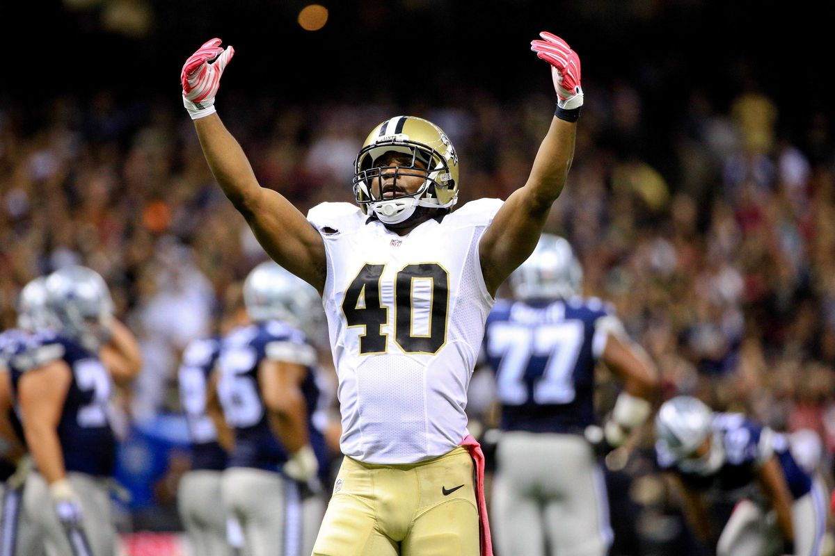 Saints fan pulse Trading Delvin Breaux not a smart move Canal
