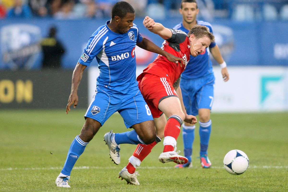 Patrice Bernier and Terry Dunfield : CMNT mates but foes on Saturday