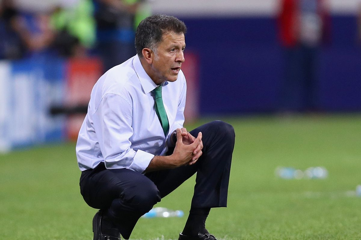 Mexico coach handed six-game ban for Confederations Cup outburst