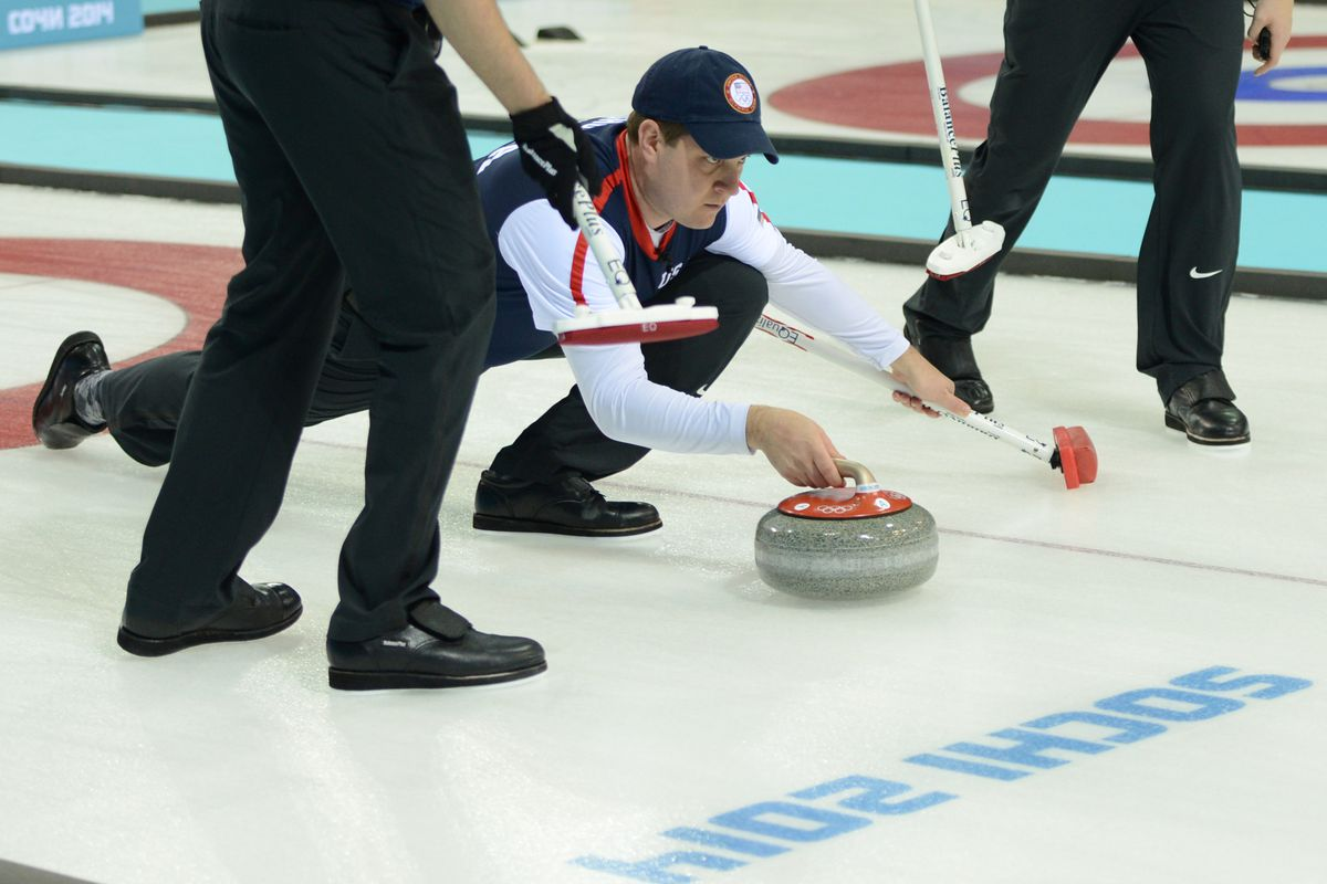 If you watch today's Science Saturday video, you'll automatically be better at curling than this guy.
