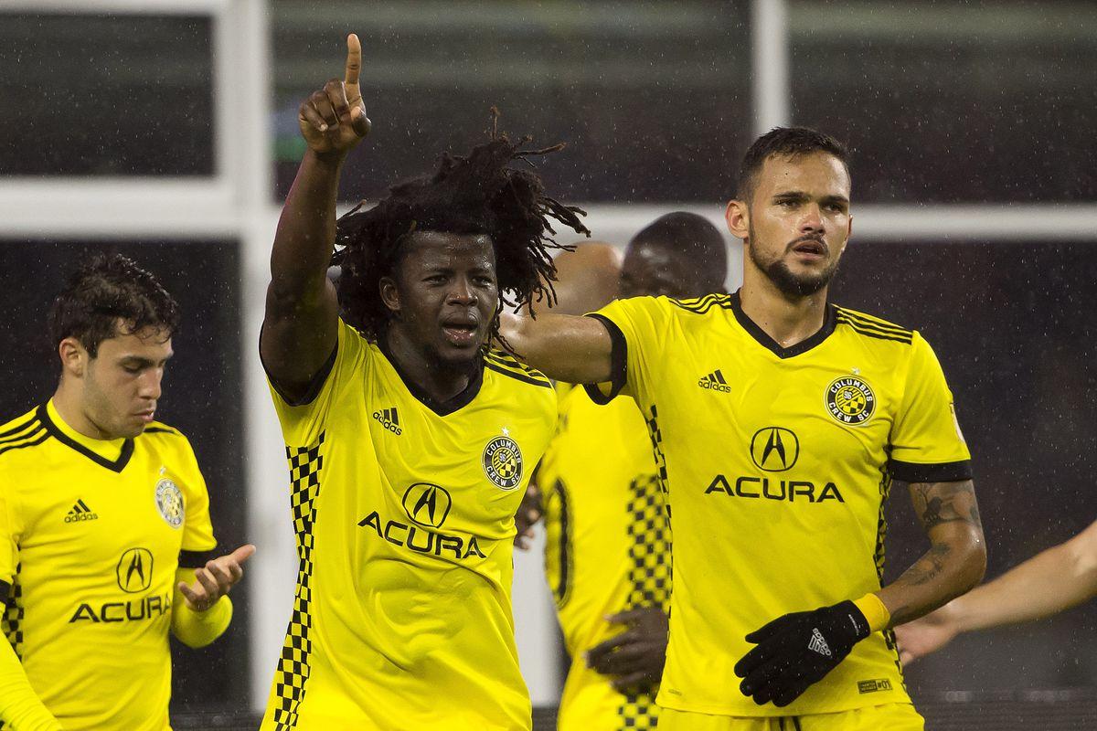 MLS: Columbus Crew at New England Revolution