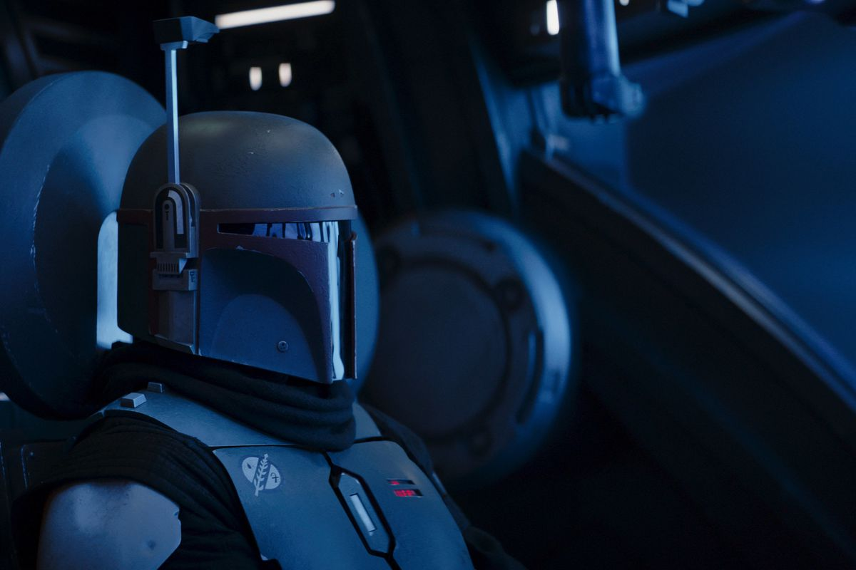 The Mandalorian (Pedro Pascal) on 'The Mandalorian.' A legendary character from the original 'Star Wars' trilogy made a return. Marvel Studios President Kevin Feige recently explained his involvement with Star Wars