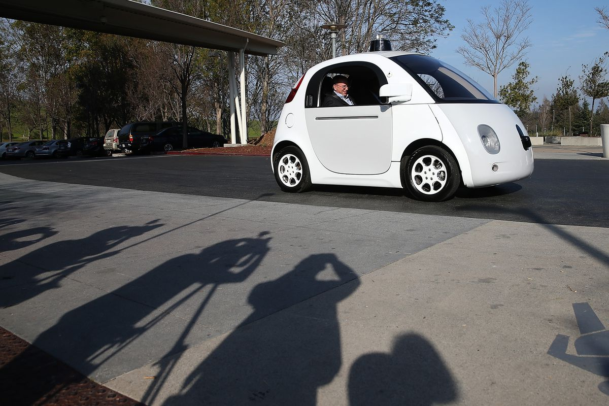 Google's self-driving arm is spinning out of X and will be called