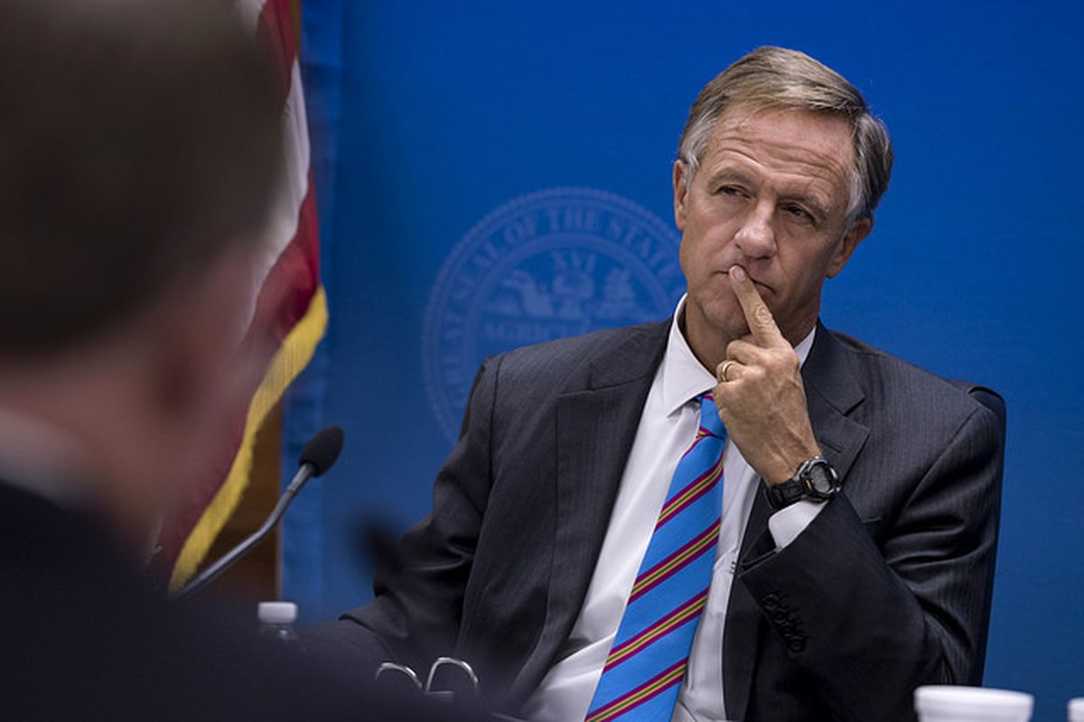 """Gov. Bill Haslam has named a working group to review school safety in Tennessee. He urged them to """"move quickly"""" as the state seeks to avoid a school shooting like last month's in Parkland, Florida, that killed 17 people."""