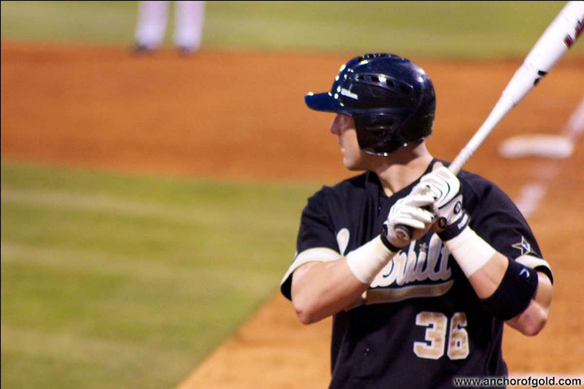 Will <em>The Professor</em> hear his name called in the second round of the MLB Draft?