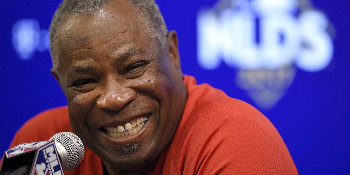 Commentary: Astros make right call in hiring Dusty Baker as new manager