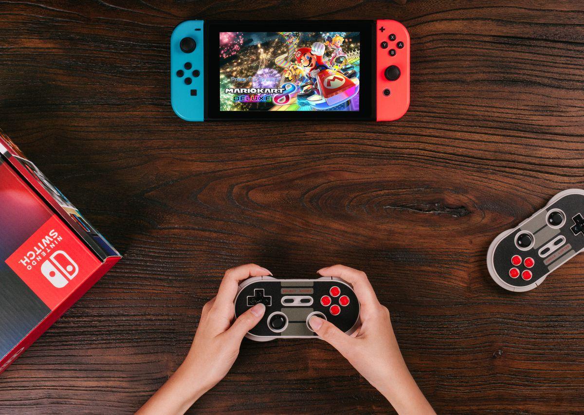 如何在没有Nintendo Switch Online的情况下获得与Switch兼容的NES控制器