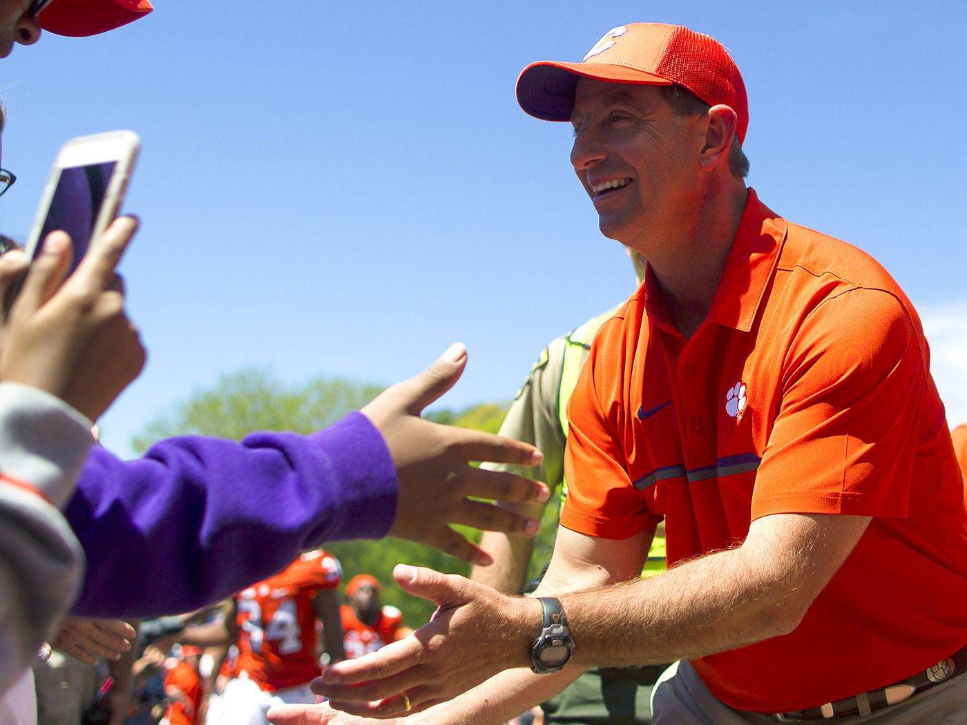 Dabo Swinney S New Contract At Clemson Gets Him Paid Like The Top 4 Coach He Is Sbnation Com
