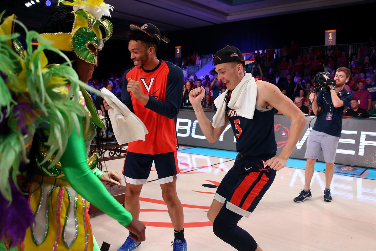 NCAA Basketball: Battle 4 Atlantis Championship-Wisconsin vs Virginia