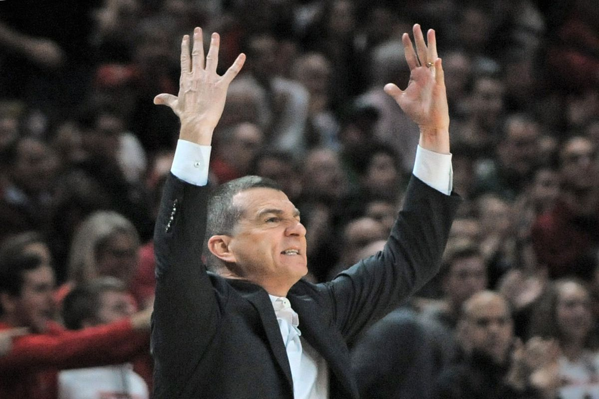 Up 13 at halftime, Maryland loses to Michigan State, 74-68