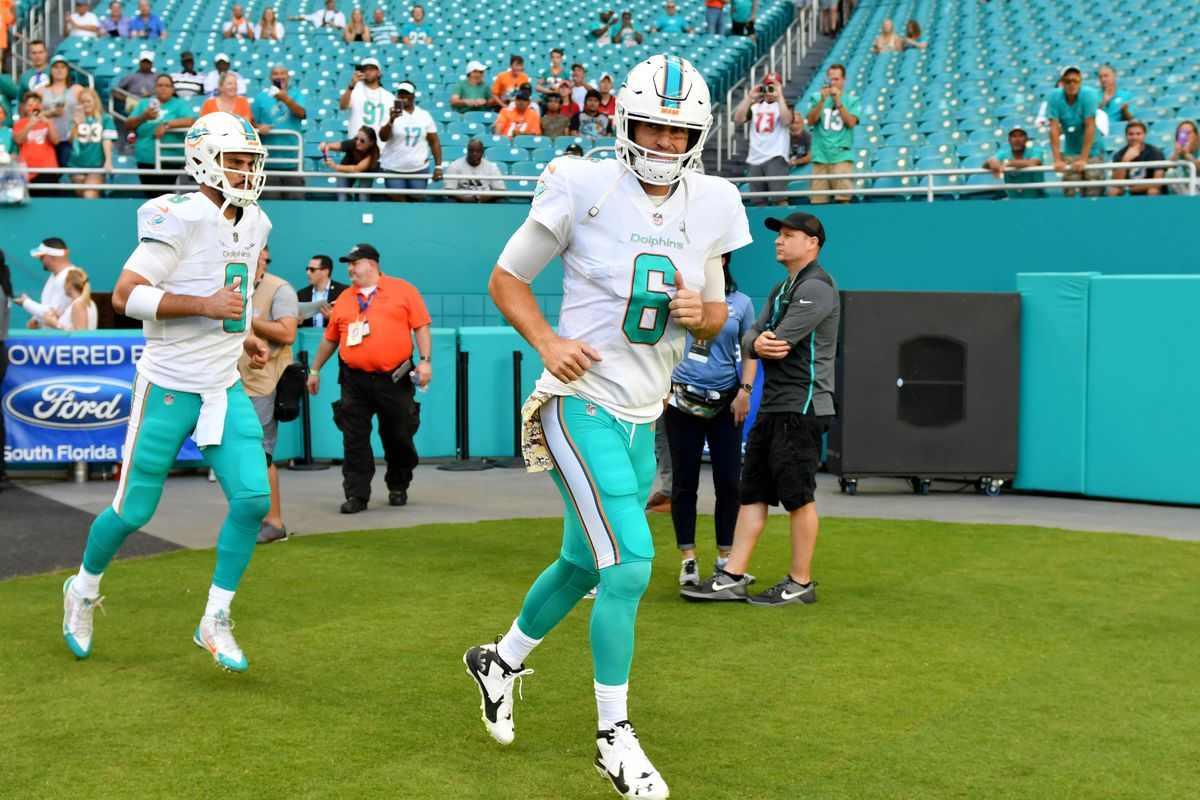 NFL: Tampa Bay Buccaneers at Miami Dolphins