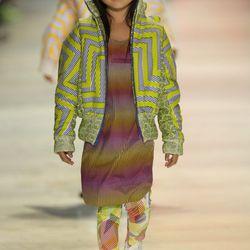 Jordan Rae Epstein, designer, and Sheni Moshabesha, textile designer