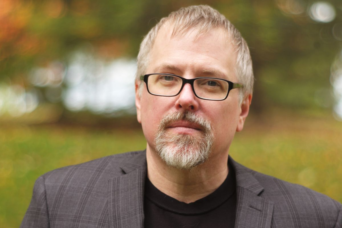 Annihilation Author Jeff VanderMeer On How His Next Novel