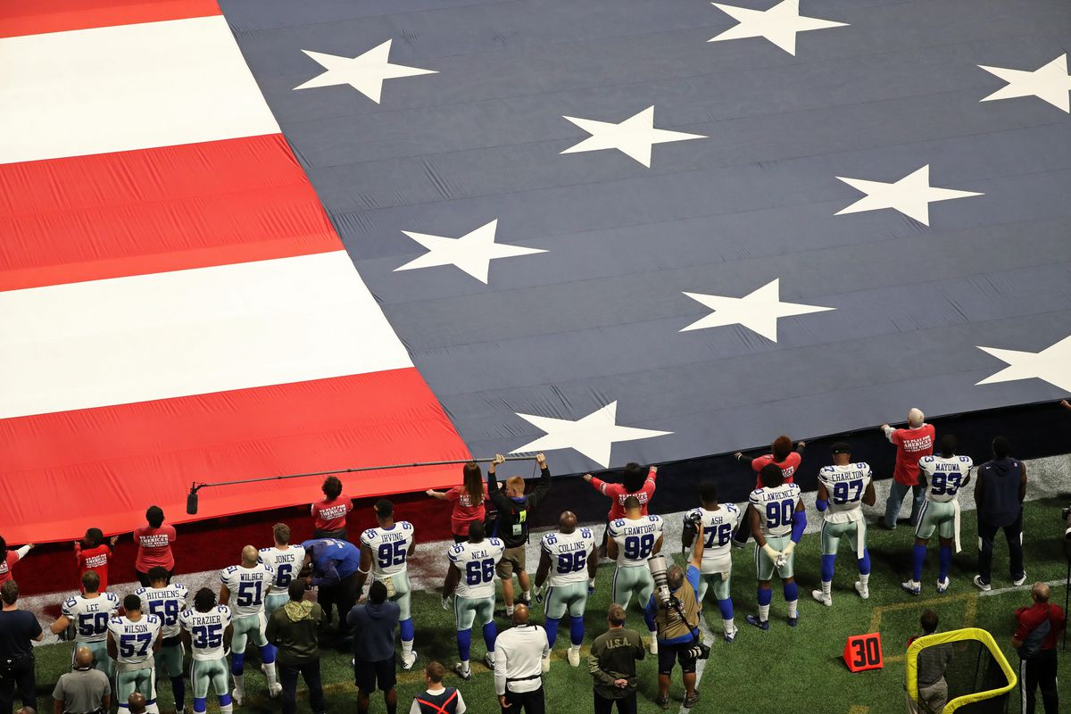 7dcee174f30 What is the NFL going to look like under the new national anthem policy