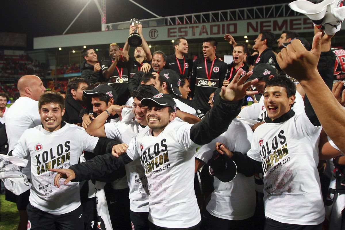 Toluca v Tijuana - Apertura 2012