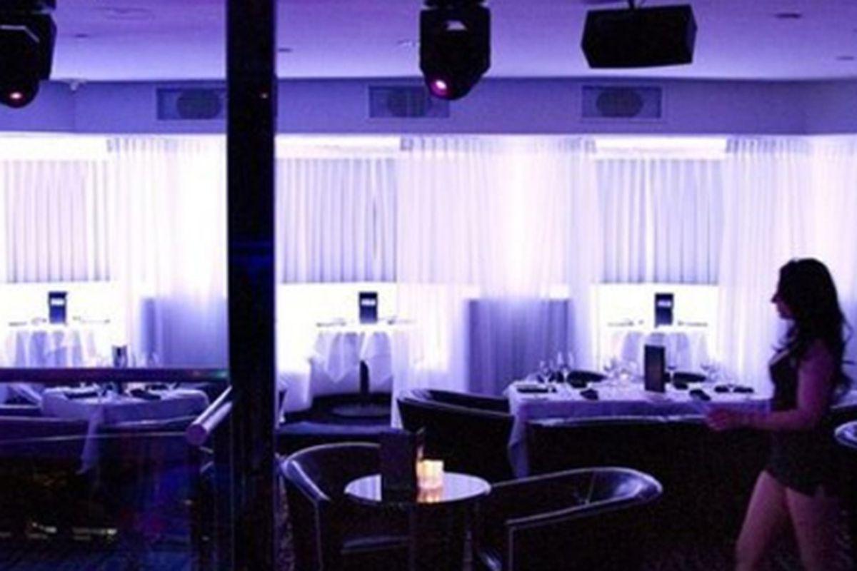 Penthouse Club & Steakhouse.