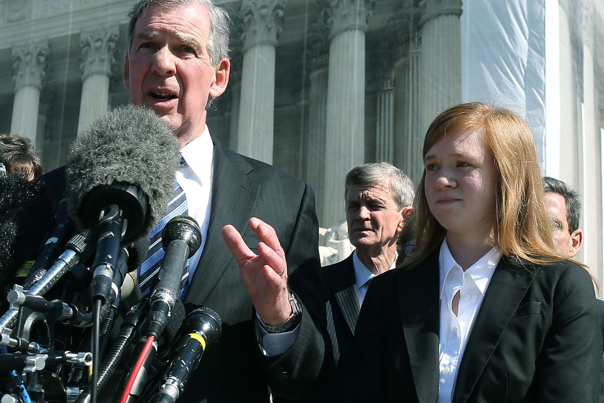 Abigail Fisher at US Supreme Court