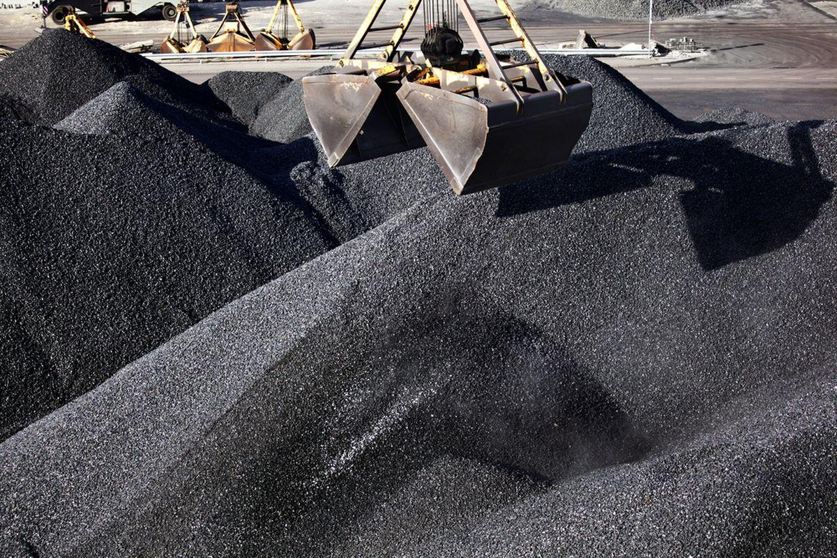 Not so fast, giant coal shovel!