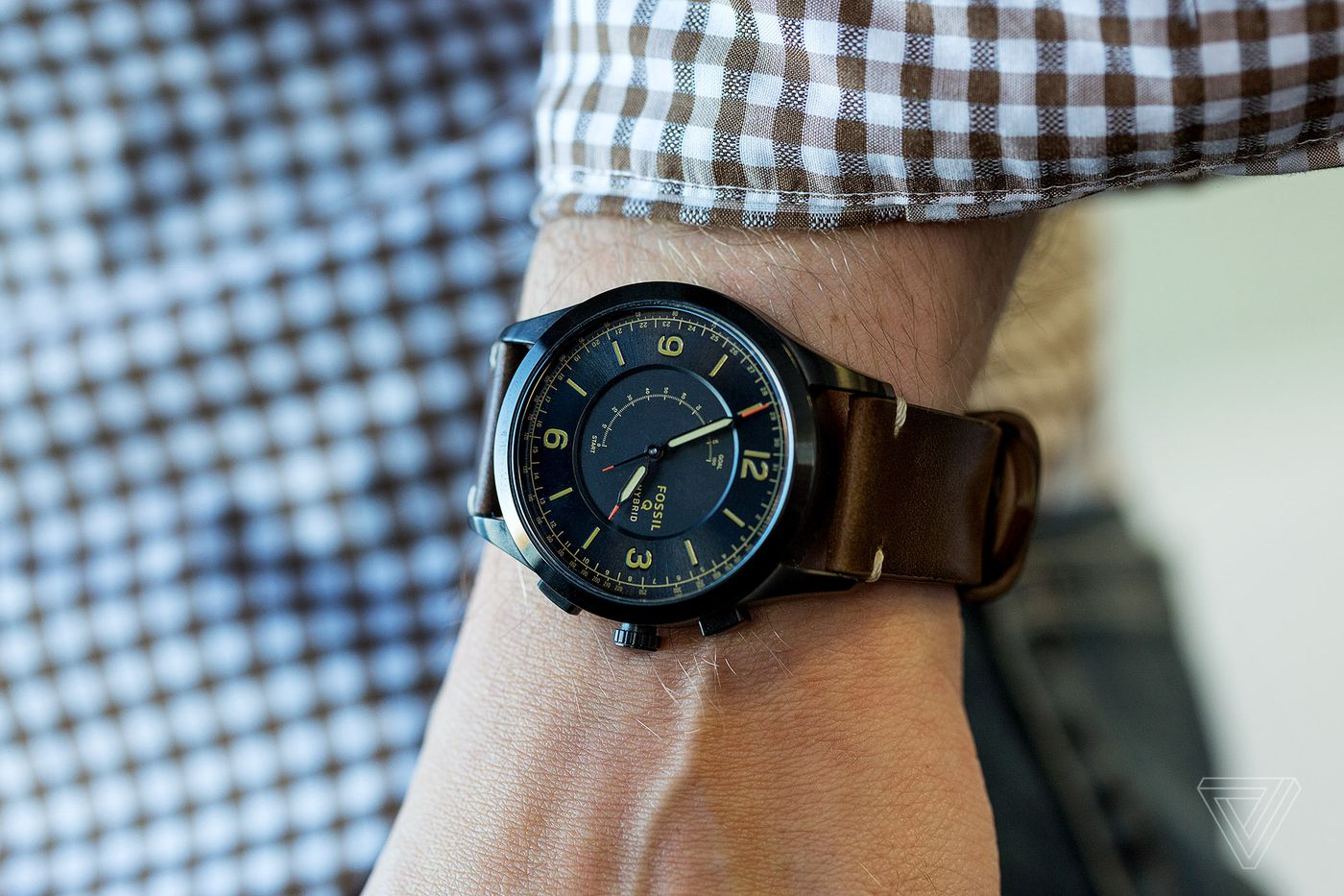 Fossil Q Activist review: watch first, smart second - The Verge