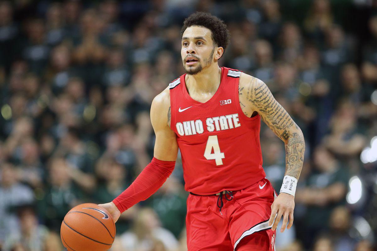 NCAA Basketball: Ohio State at Michigan State