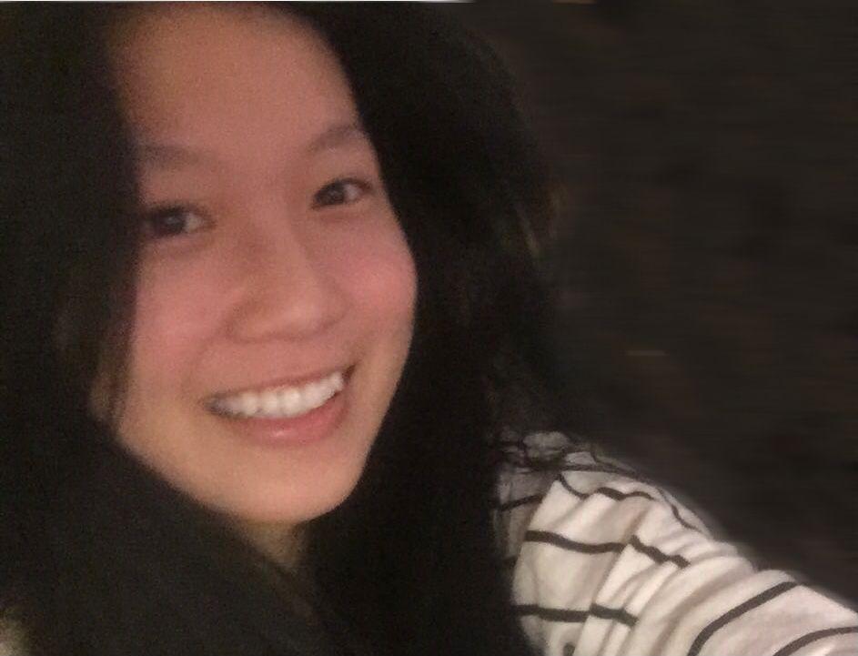 A photograph of NYC student Amanda Chen.