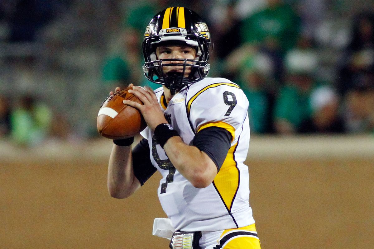 USM's Nick Mullens will need to hold off a four-star transfer in order to retain his starting spot under center