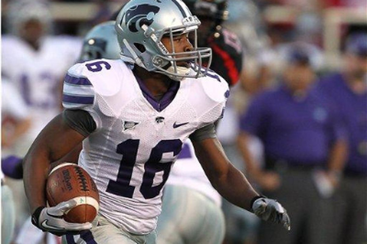 Star wide-receiver Tyler Lockett of Kansas State is out, but the Wildcats have plenty of other weapons that they will be counting on as they close out the regular season at home Saturday vs. Iowa State.