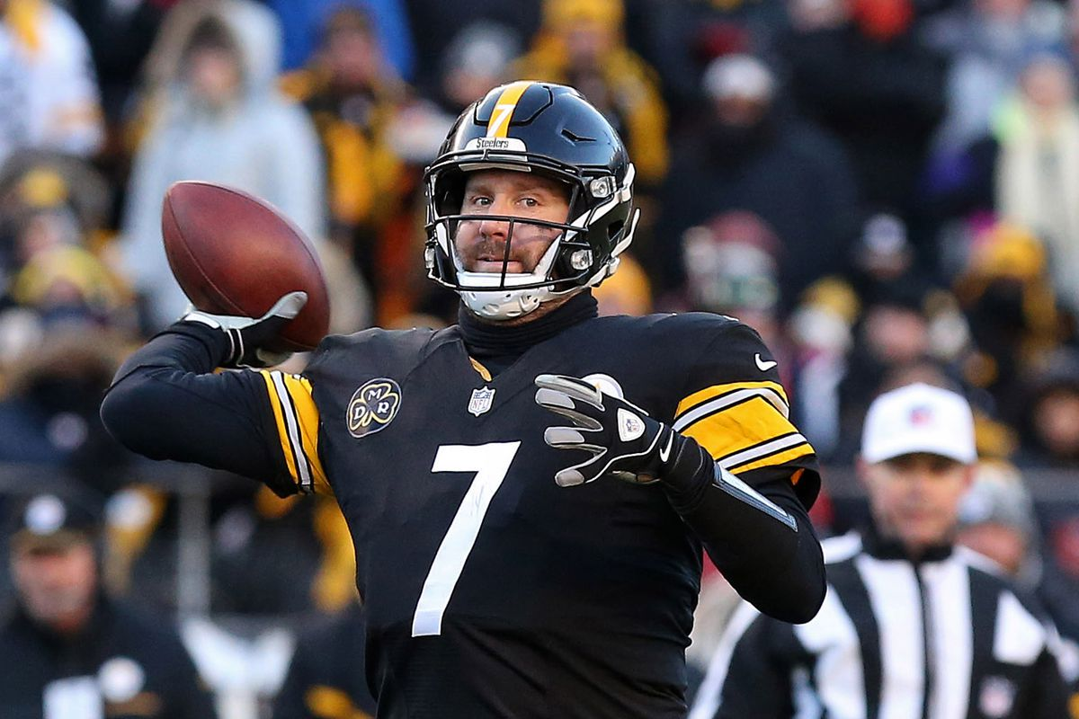 ebc9153544d Ben Roethlisberger ranked No. 18 on the NFL Network's Top 100 Players list