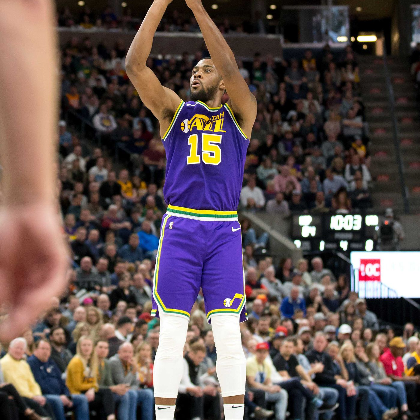 huge discount f5eb6 7095e 2019 NBA Free Agency  Targeting Derrick Favors, Seth Curry, and Jared  Dudley to fill out the rotation - The Bird Writes