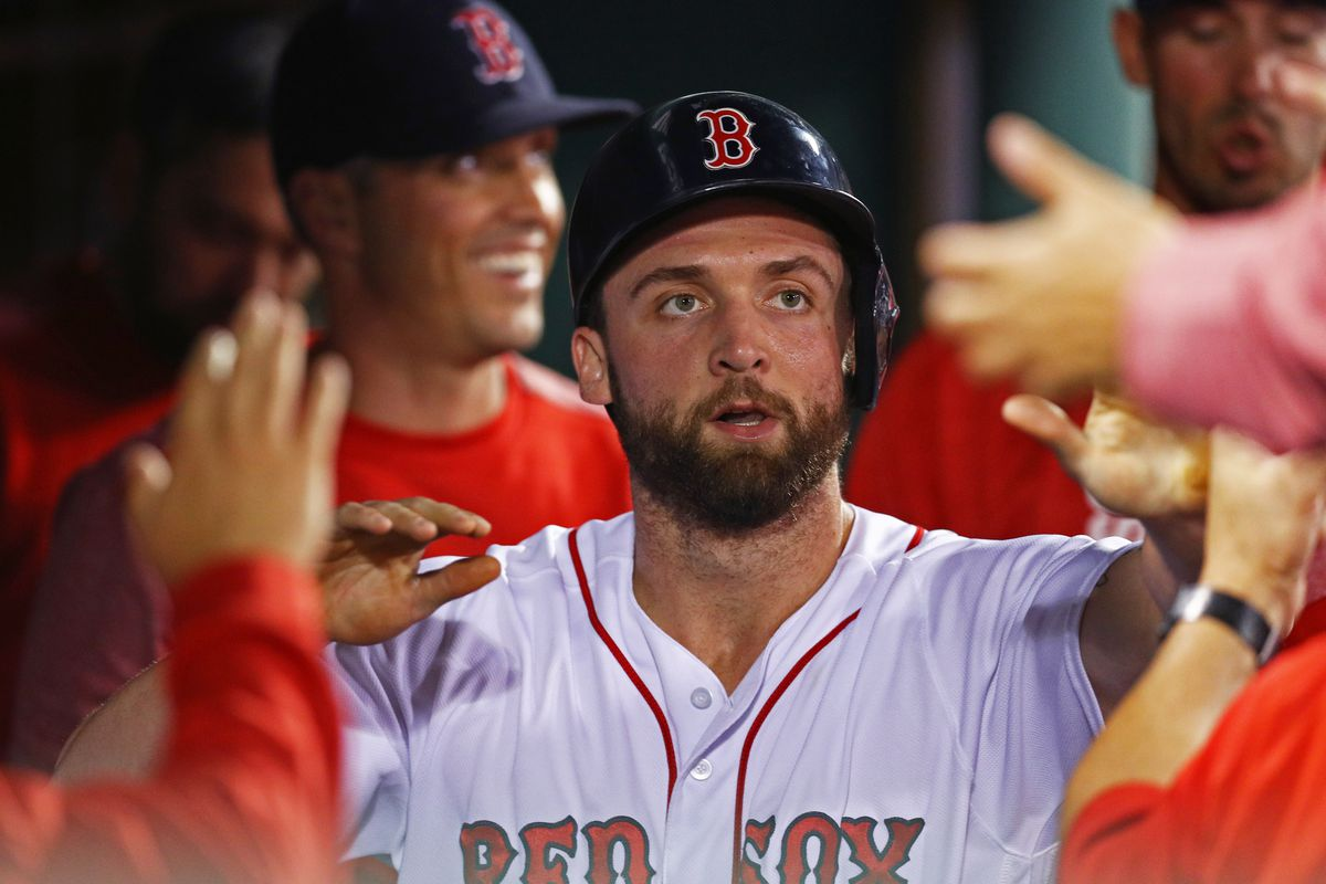 the latest 4400d a542c Red Sox vs. Tigers lineup: Sam Travis at DH? Sam Travis at ...