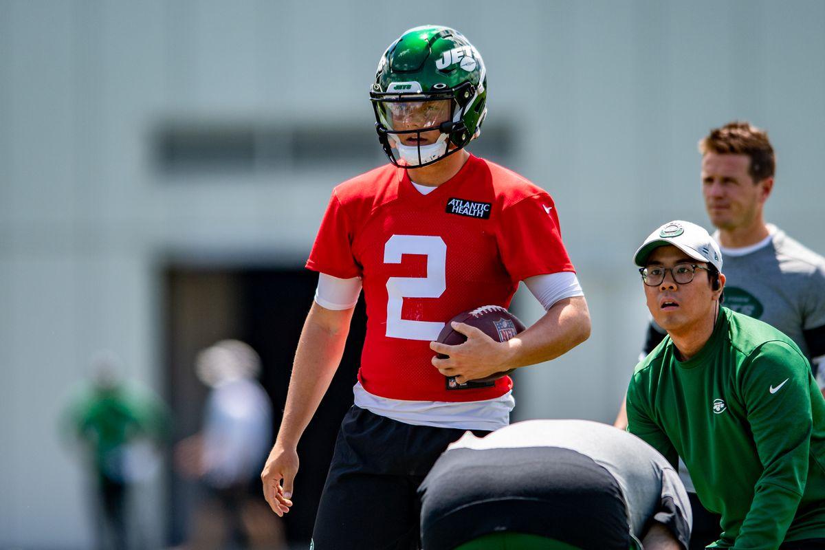 NFL: New York Jets OTA