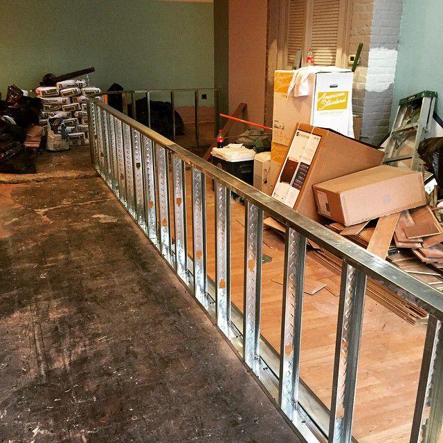 Baco Juice and Taco Bar under construction. [Photo: Facebook]