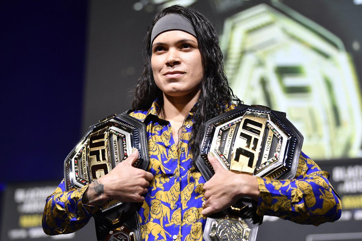 UFC 259 Press Conference