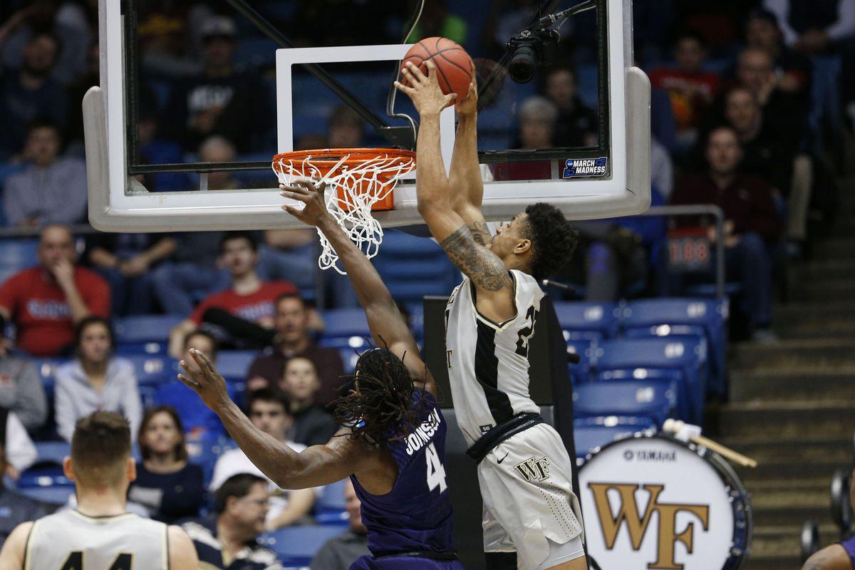 NCAA Basketball: NCAA Tournament-First Four-Kansas State vs Wake Forest