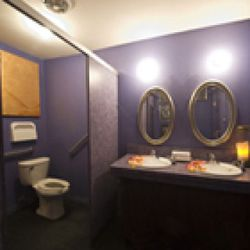 The Restroom at Vivo<br />Photo by Josh Putman