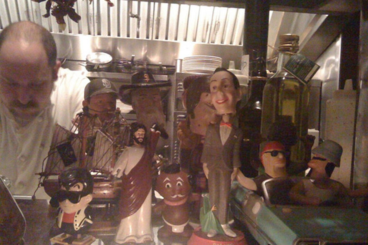 RNM: fine dining and scary dolls in the Lower Haight.