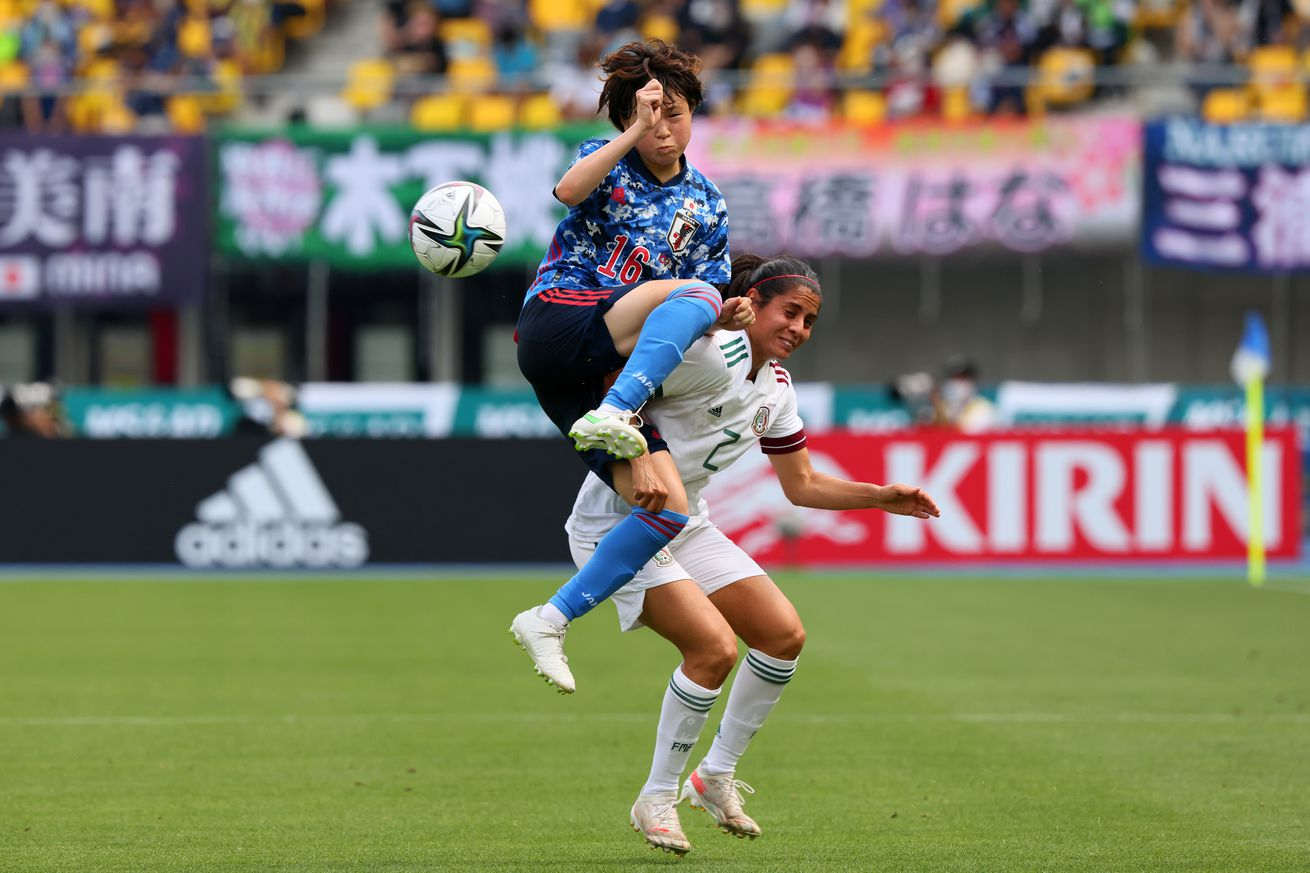 Recap: Kenti Robles? Mexico loses 5-1 to Japan