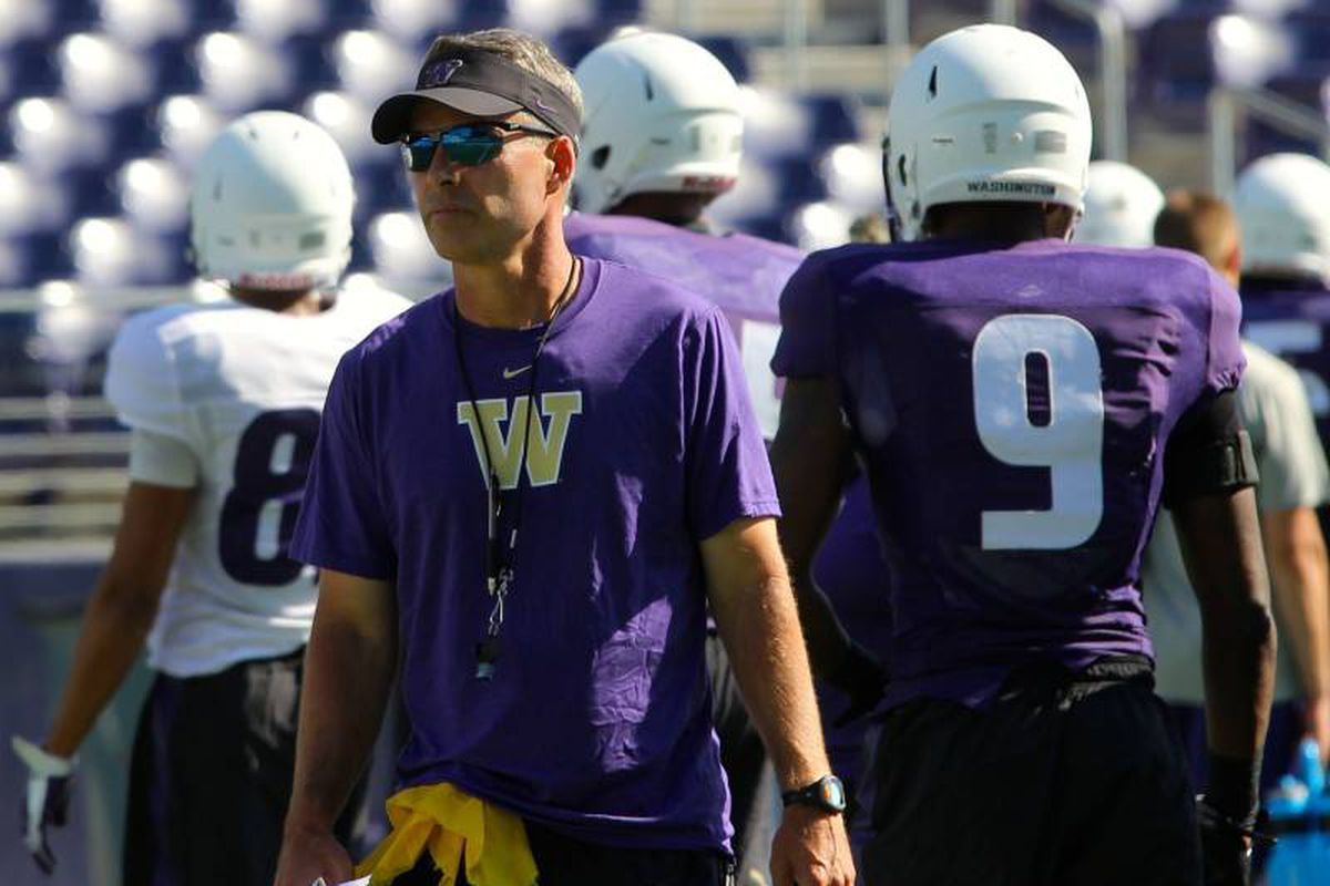 Any talk about Washington in 2014 will naturally center around new head coach Chris Petersen.