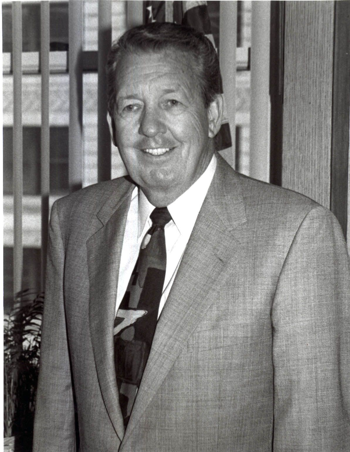 Cook County Commissioner Al Carr, R- Cicero, in 2002.