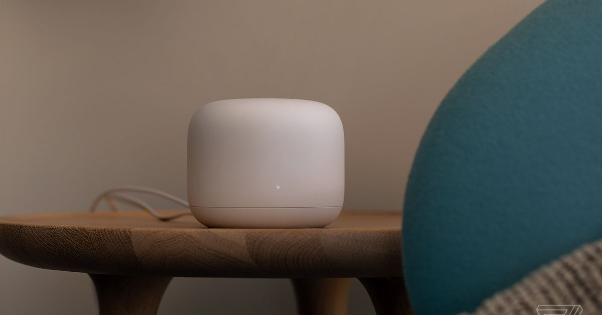 Google Nest Wifi review: Faster performance and secondary points double as smart speakers