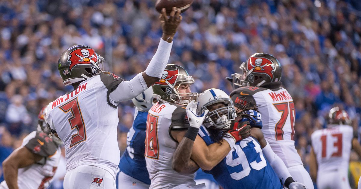 2019 NFL Week 14: Indianapolis Colts vs Tampa Bay Buccaneers Open Thread