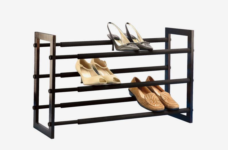 Small rack for shoes.
