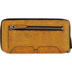 "<b>3.1 Phillip Lim</b> wallet, <a href=""https://www.ssense.com/women/product/31_phillip_lim/copper-textured-leather-pashli-wallet/105241"">$175</a>"
