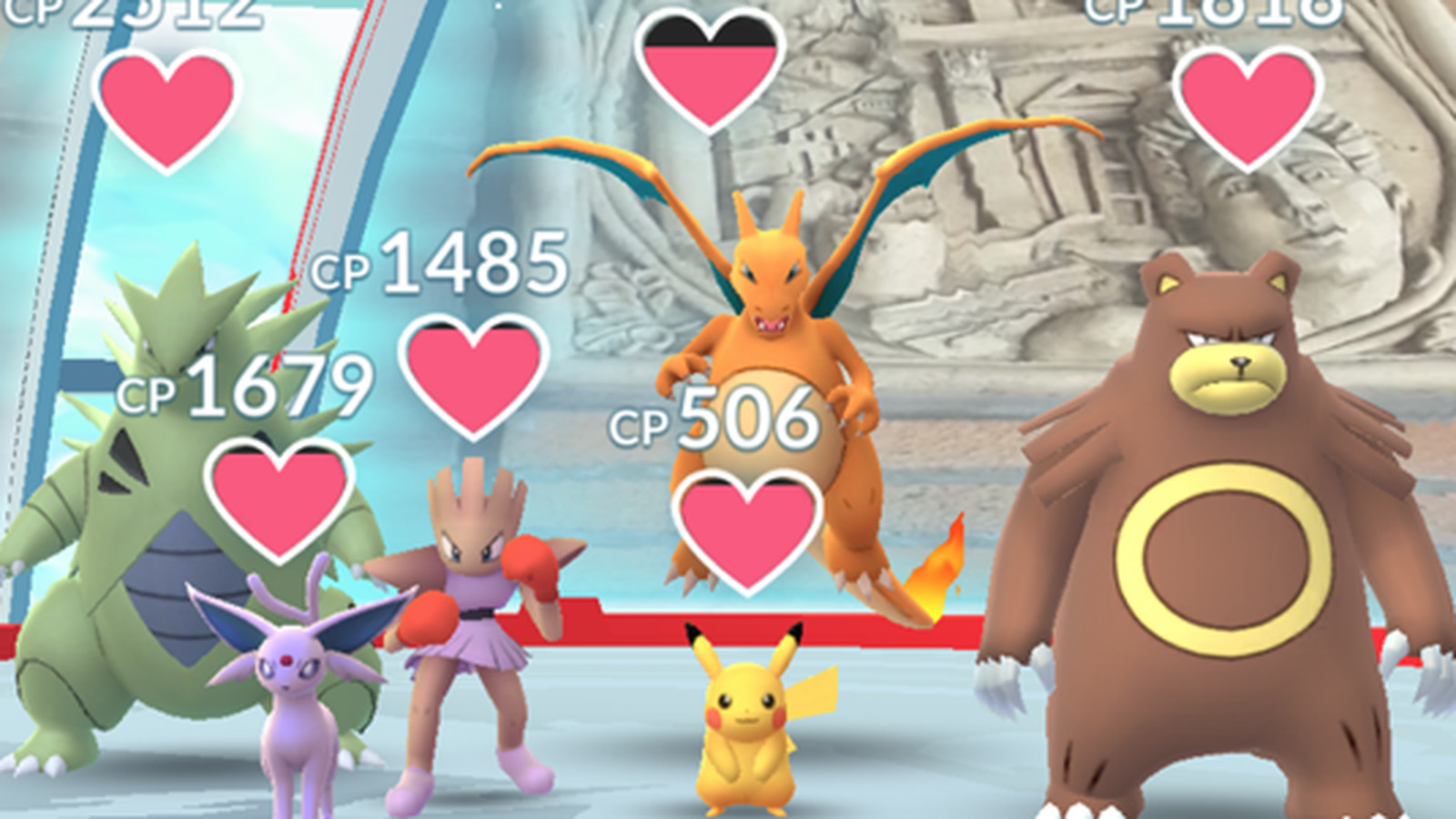 Pokémon Go's new update lets you be a little bit lazier